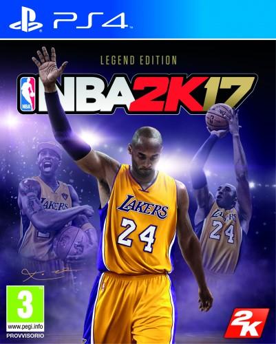 NBA 2K17 (LEGEND EDITION) PS4