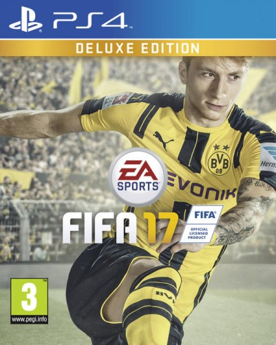 FIFA 17 (DELUXE EDITION)  PS4