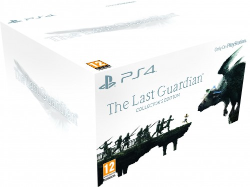 THE LAST GUARDIAN (COLLECTOR'S EDITION) PS4