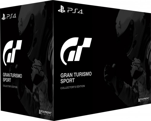 GT SPORT (COLLECTOR'S EDITION)  PS4