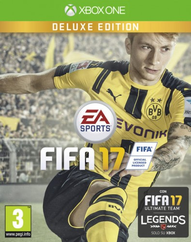 FIFA 17 (DELUXE EDITION)  XBOX ONE