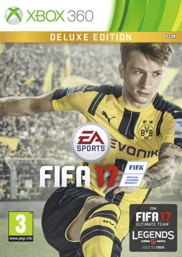 FIFA 17 (DELUXE EDITION)  XBOX 360